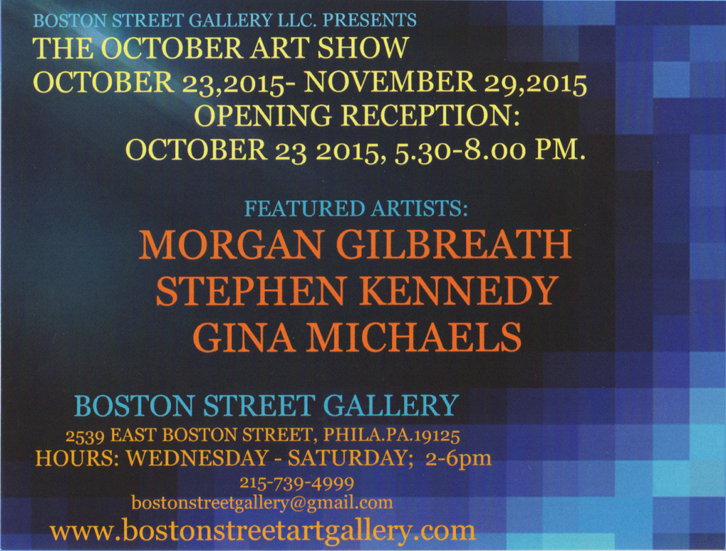 Boston Street Gallery